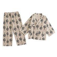Cute Pajamas Autumn&winter Cotton Kimono Pajamas Children's Bathrobe Pajamas