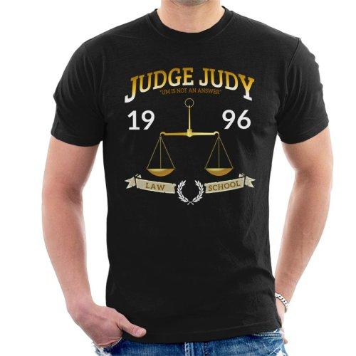 Judge Judy School Of Law Men's T-Shirt