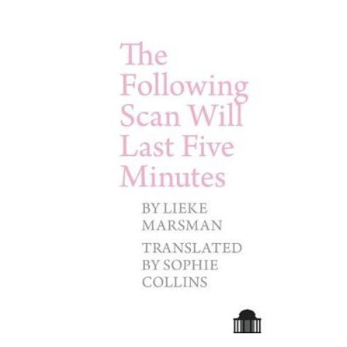 The Following Scan Will Last Five Minutes