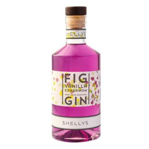 Shellys Fig, Vanilla & Cardamom Gin Liqueur | 23% abv | 50cl