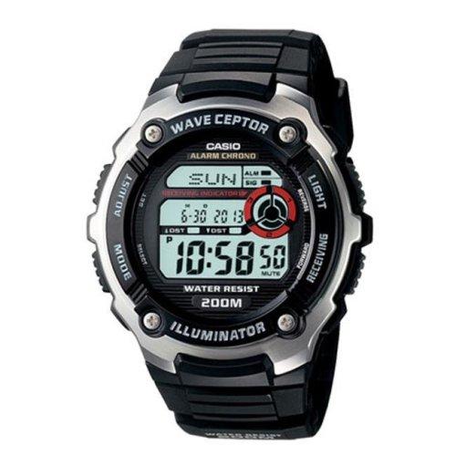 Casio WV200A-1A Wave Ceptor Multi-Band Atomic Watch