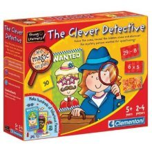 YOUNG LEARNERS THE CLEVER DETECTIVE
