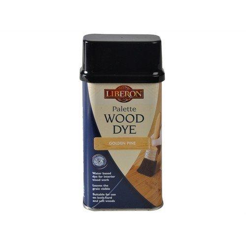 Liberon 014332 Palette Wood Dye Golden Pine 250ml