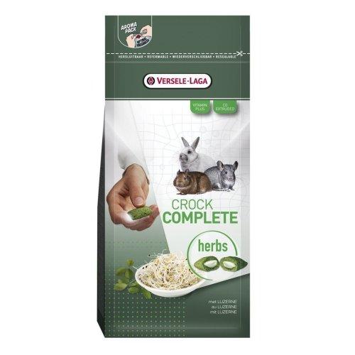 Vl Crock Complete Chinchilla & Degu Treat Herbs 50g (Pack of 7)