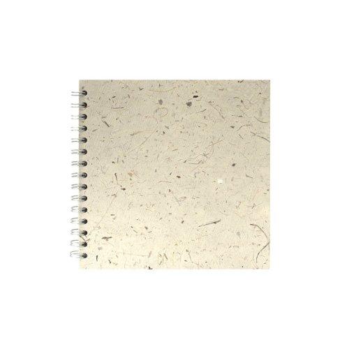 8x8 Square, Natural - Posh / Off White / 35