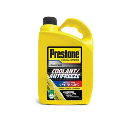 Antifreeze & Coolant - Concentrated - 4 Litre