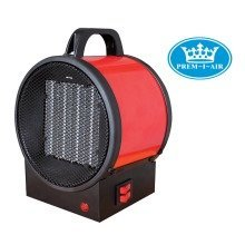 Prem-i-air Garage Workshop Safe Steel Camping 2kw Electrical Blow Fan Heater