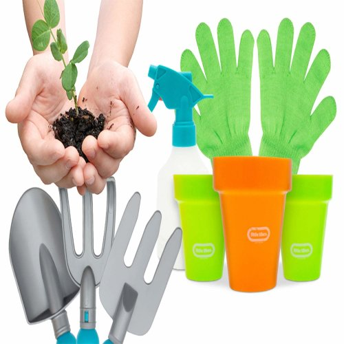 Little Tikes Kids Gardener Tool Set