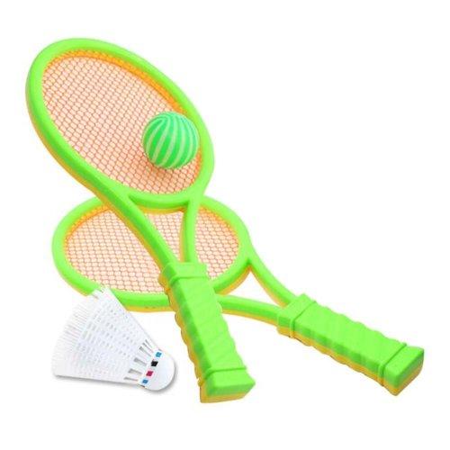Lovely Children Toys Cute Tennis Racket Badminton Racket-Style/C