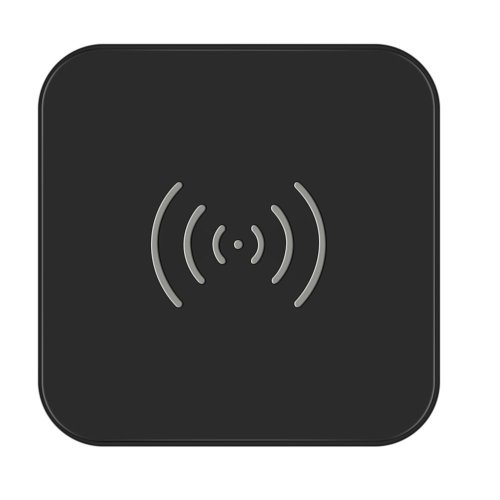 SmarTech Upgraded Wireless Charger SmartechUK Standard QI Wireless Charging Pad