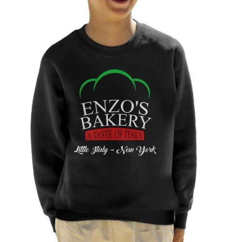 Enzos Bakery Little Italy The Godfather Kid's Sweatshirt