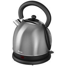 Swan Traditional Kettle, Stainless Steel (Model No. SK28020N)