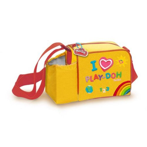 Play-Doh Lunch Bag With Isotherm Compartment And Side Pocket BPDO001 BPDO001