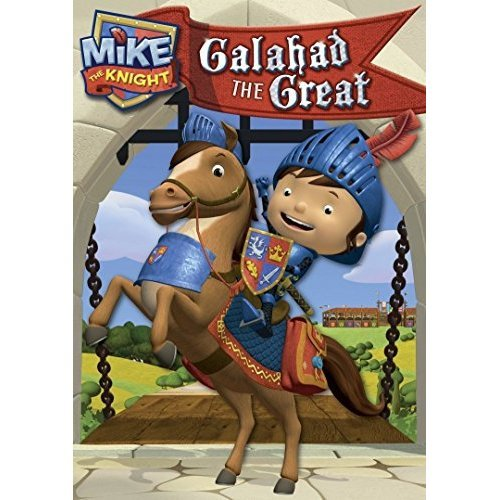 Mike The Knight - Galahad The Great [DVD] [DVD]
