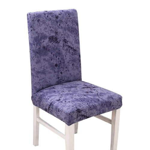 Spandex Fabric Stretch Dining Room Chair Slipcover - The Chair is not Included - 21
