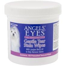 Angels' Eyes Gentle Tear Stain Wipes 100/Pkg-