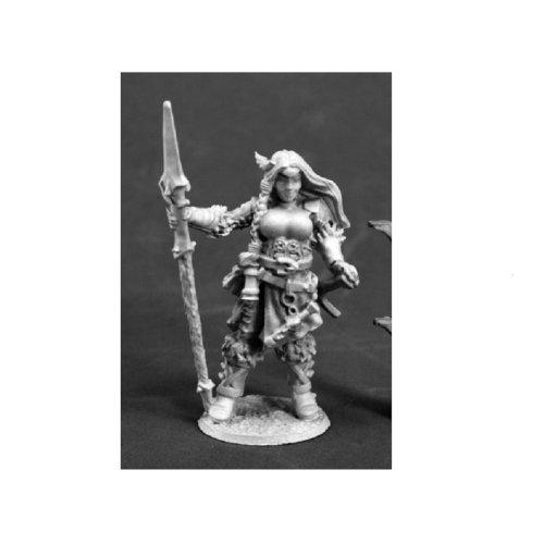 Reaper Dark Heaven Legends 03810 Bregan, Valkyrie