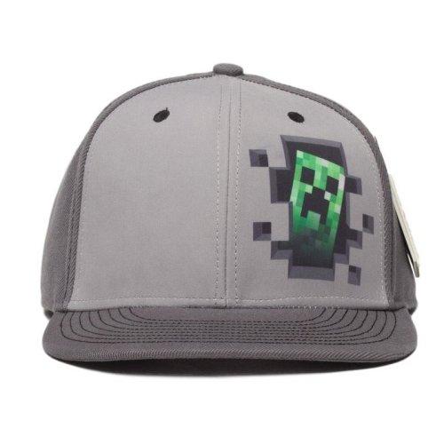 cdb040de0023d Minecraft Creeper Inside Baseball Cap on OnBuy