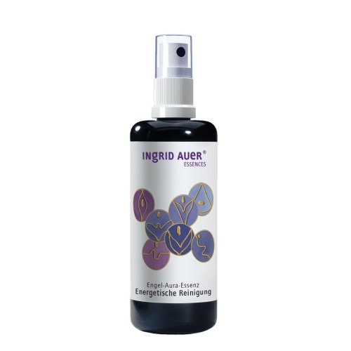Ingrid Auer angel – aura - essence (100 ml spray) energetic cleansing - cleans aura, chakras and morphogenetic fields