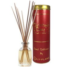 Lily Flame Reed Diffuser - Christmas Day
