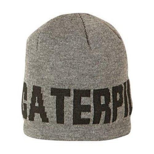 Caterpillar Bennie Hat / CAT Bennie Hat/ Work Hat Dark Heat
