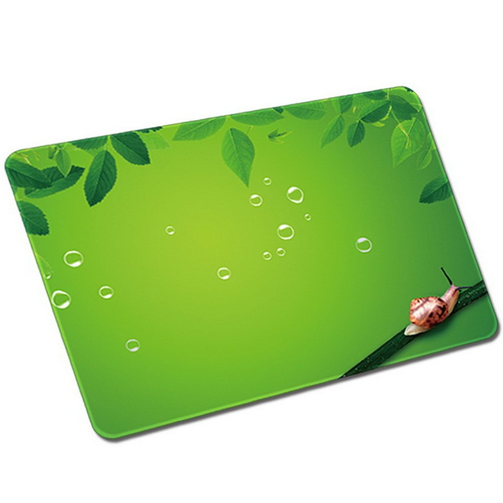 Fashion Creative Home Office Mouse Pad Green Bottom And Snail On Onbuy Circuit Board Mousepad Gel