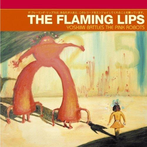 The Flaming Lips - Yoshimi Battles the Pink Robots [CD]