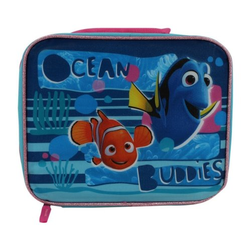 Lunch Bag - Disney - Finding Dory - Ocean Buddies Kit Case New 68207