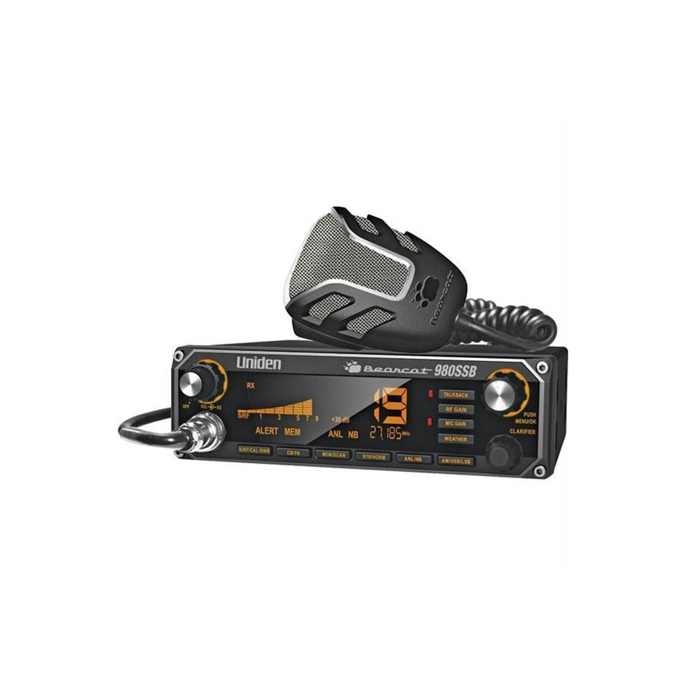Led Shop Lights Causing Radio Interference: Uniden 40-Channel CB Radio With SSB USB-LSB And Noise