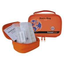 TravelSafe Travellers Sterile Kit - Basic Bag