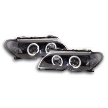 headlight BMW serie 3 E46 Coupe/Cabrio Year 03-05 Xenon black