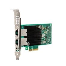 Intel X550T2BLK - Ethernet Converged Network Adapter X550-T2 - Network adapter - PCIe 3.0 x4 low profile - 10GBase-T x 2