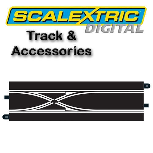 Scalextric Digital - Lane Change Straight