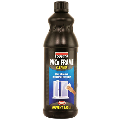 Soudal 113621 PVCu Solvent Cleaner
