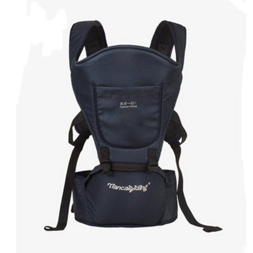 Baby Carriers with Great Back Support (Blue)