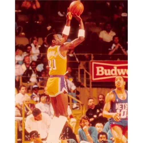 73aaae78d87 Autograph Warehouse 486946 8 x 10 in. Michael Cooper Photo - Los Angeles  Lakers Image No.1 on OnBuy
