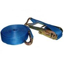 Ratchet Strap & Hooks 50mm x 10m 5000kg - Maypole 61210 Tie Down -  ratchet x 50mm strap 10m hooks maypole 61210 tie down 5000kg