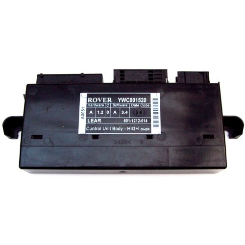 Rover 75 Body Control Unit ECU Module YWC001520