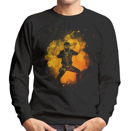 Naruto Soul Of The Ninja Men's Sweatshirt