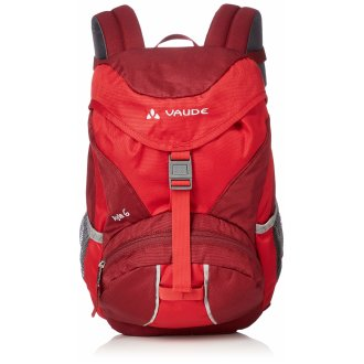 Vaude  Ayla Unisex Outdoor  Bag available in Salsa/Red - Size 6