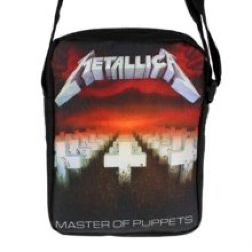METALLICA - Master Of Puppets (Cross Body Bag)