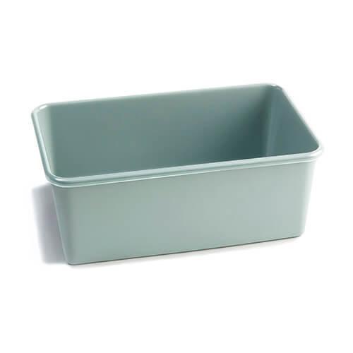 Jamie Oliver JB1050 Bakeware Range Non-Stick Loaf Tin, 1 L/450 g/1 lb - Carbon Steel, Harbour Blue