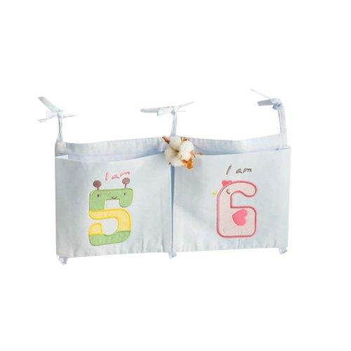 5-6,Multi-function Receive Bag/Diaper Stacker High-capacity 40*20cm
