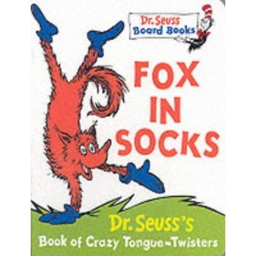 Fox in Socks (Dr. Seuss Board Books)