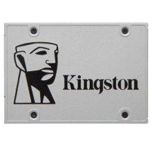 "Kingston 120GB UV500 SSD, 2.5"", SATA3, 7mm, 3D NAND, 256-bit AES Encryption, R/W 520/320 MB/s"