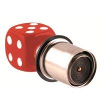 12v Red Dice Car Cigarette Lighter - Sumex Lgt6000 12 V -  sumex lgt6000 dice lighter 12 v red