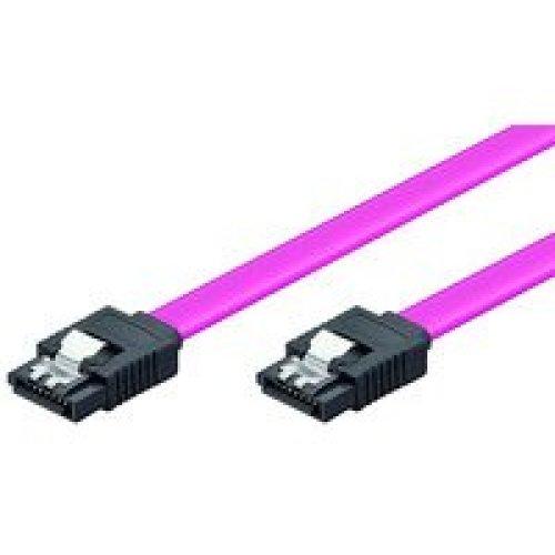 Microconnect SAT15005C 0.5m SATA SATA Pink SATA cable