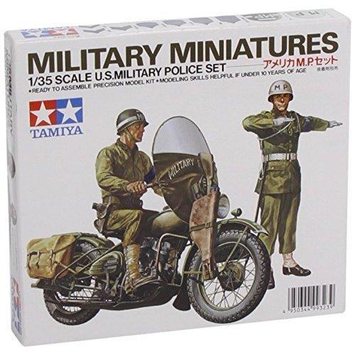 Tamiya 300035084–1: 35WWII US Military Police Bike (2)