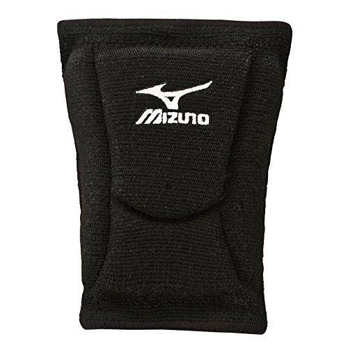Mizuno LR6 Volleyball Kneepad, Black, Large