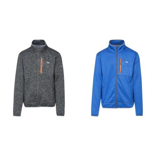 Trespass Mens Bingham Fleece Jacket